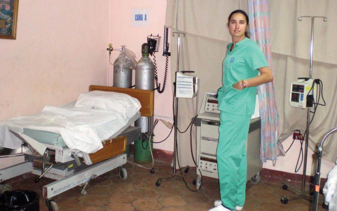 Diario de una ginecóloga en el lago de Atitlán